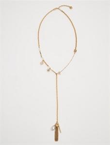 MAX&Co. x Swarovski arrow necklace