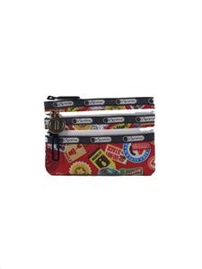 Special 3 Zip Cosmetic - Mario Travel