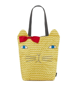 Cat Tote - Ziggy Cat