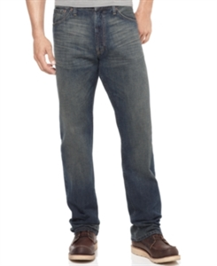 Nautica Jeans, Core Edv Relaxed Medium Cross Hatch