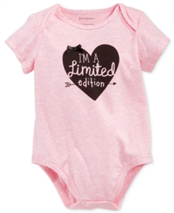 First Impressions Limited Edition Bodysuit, Baby Girls (0-24 months), Only at Macy's