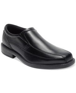Rockport Men's Style Leader 2 Bike Toe Slip On- Extended Widths Available Men's Shoes