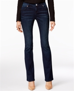 Inc International Concepts Petite Curvy Phoenix Wash Bootcut Jeans, Only at Macy's