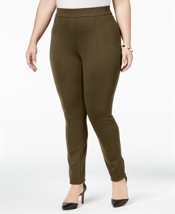 Style & Co. Plus Size Seamed Leggings, Only at Macy's