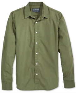 American Rag Men's Solid Shirt, Only at Macy's