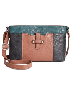 Style & Co. Ronye Colorblock Crossbody, Only at Macy's