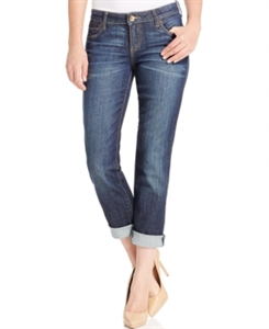 Kut from the Kloth Catherine Royal Wash Boyfriend Jeans