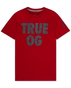 Jordan Aj 3 True Og T-Shirt, Big Boys (8-20)
