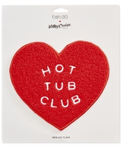 ban. do Hot Tub Club Patch