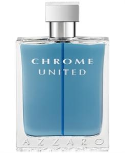 Azzaro Chrome United Eau de Toilette Spray, 3.4 oz