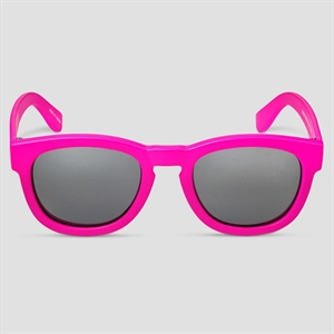 Girls' Neon Sunglasses Cat & Jack - Pink One Size, Girl's