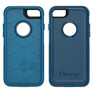 iPhone 7 Case - OtterBox Commuter - Bespoke Way, Blue