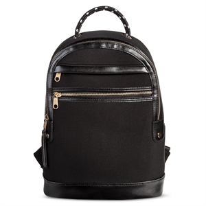 Women's Black Neoprene Athlesiure Backpack - Mossimo Supply Co.