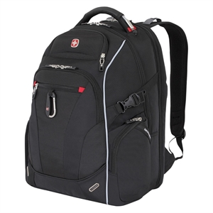 SwissGear 18.5 Backpack - Black