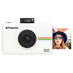 Polaroid Snap Touch Digital Instant camera - White (Polstw)