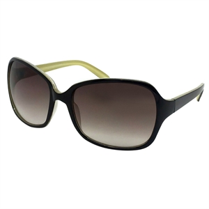 Square Sunglasses - Black, Women's