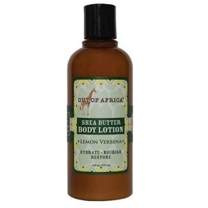 Out of Africa Shea Butter Body Lotion Lemon Verbena - 9 oz