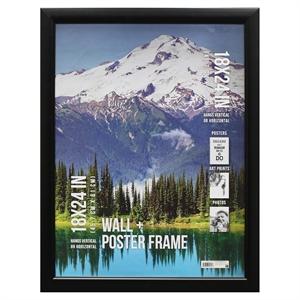 """18""""x24"""" Black Poster Frame - Room Essentials"""