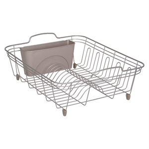 Steel Dish Drying Rack - Threshold, Neutral