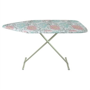Wide Top Ironing Board Cover - Floral - Threshold, Multi-Colored/Orange