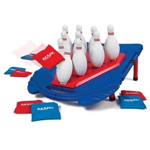 Majik Bean Bag Bowling Set