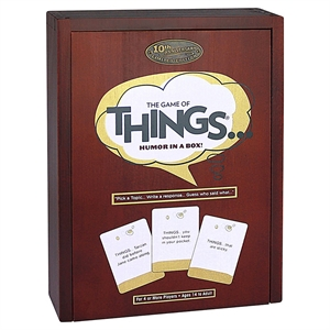 The Game Of Things..., Board Games