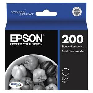 Epson T200120-S Printer Ink Cartridge - Black