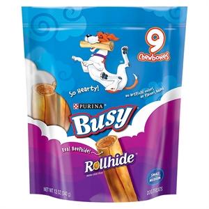 Purina Busy Rollhide Small/Medium 12oz