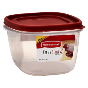 Rubbermaid Easy Find Lids, 1.7 L