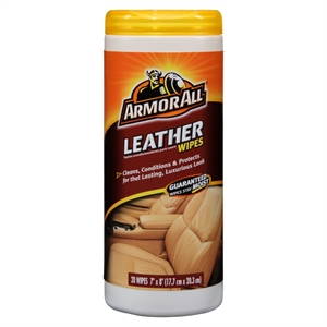 Armor All Leather Wipes 20-ct.