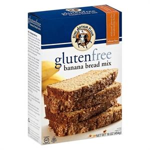 King Arther Gluten Free Banana Bread Mix - 16 oz