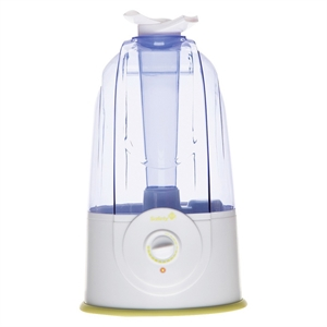 Safety 1st Ultrasonic 360 Degree Humidifier - Blue, White/Green/Blue