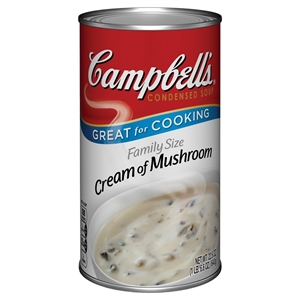 Campbell's Condensed Family Size Cream of Mushroom Soup 22.6 oz