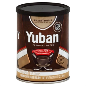 Yuban Traditional Ground Coffee 12 oz