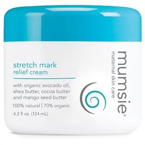 Mumsie Maternal Skin Care Stretch Mark Relief Cream - 4.2 oz