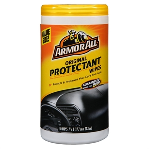 Armor All Original Protectant Wipes 50-ct.