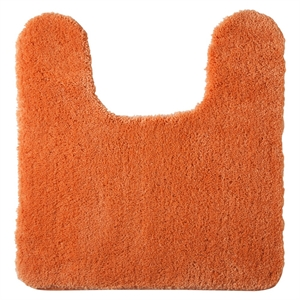Performance Contour Bath Rug - Threshold, Country Coral