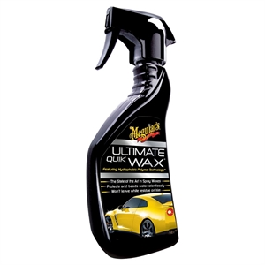 Meguiar's Ultimate Quik Car Wax 16-oz.