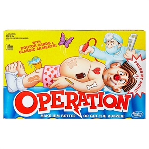 Classic Operation Game, Board Games