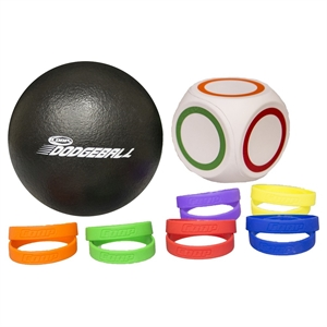 Coop Scatter Dodgeball, Toy Sports Ball Set