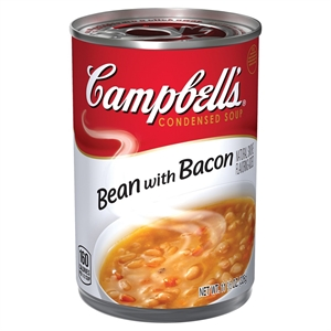 Campbell's Condensed Bean with Bacon Soup 11.5 oz