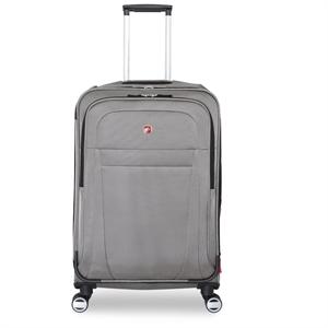 SwissGear Zurich 24.5 Luggage - Pewter (Silver)