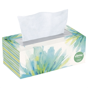 Kleenex Tissue with Lotion Aloe & E 120 Count