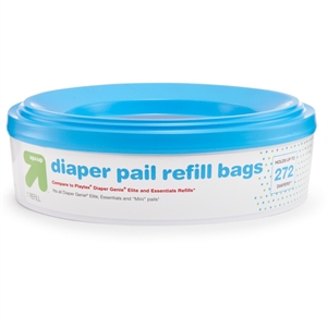 Pail Liners - 272ct - up & up