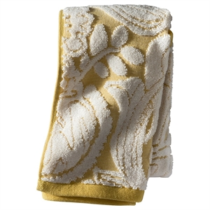 Floral Hand Towel - Yellow - Threshold