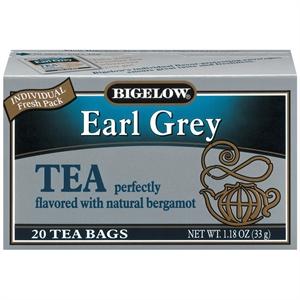 Bigelow Earl Grey Tea 20 ct