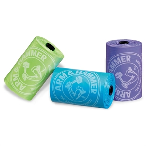 Munchkin Arm & Hammer Diaper Bag Dispenser Refills, None