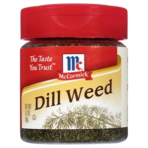 McCormick Dill Weed .3 oz