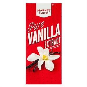 Pure Vanilla Extract 2oz - Market Pantry
