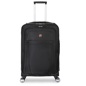 Swiss Gear Zurich 24.5 Luggage - Black